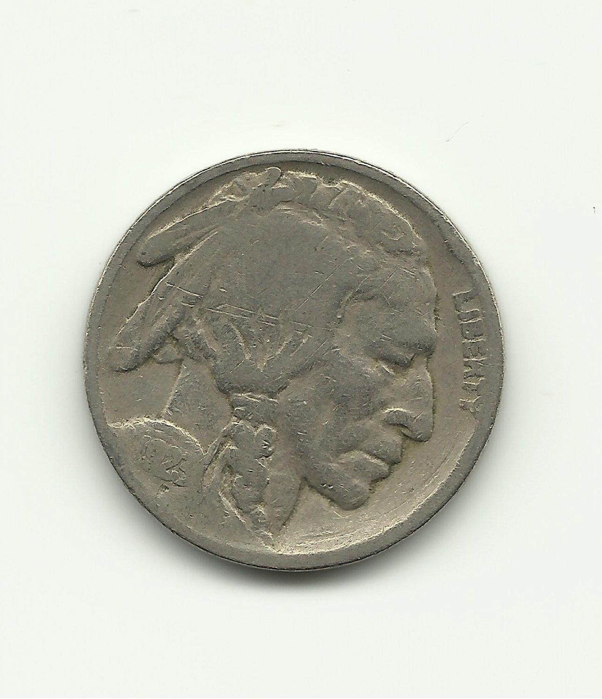 1923 #7 Buffalo Nickel