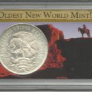 Oldest New World Mint Silver Collection
