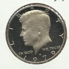 1979-S Gem Proof Deep Mirror Cameo Kennedy Half Dollar