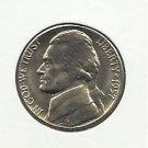 1957-D #1 Gem BU  Jefferson Nickel.