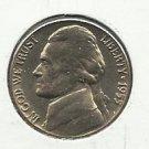 1955-D Gem BU #1  Jefferson Nickel.