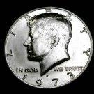 BU 1973-D Kennedy Half Dollar.