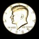 BU 1985-D Kennedy Half Dollar.