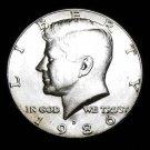 BU 1986-D Kennedy Half Dollar.