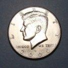 BU 2000-D Kennedy Half Dollar.