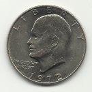 1972 #4  Unc. Ike Dollar.