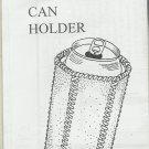 New Leather Soda/Beer Holder Kit.