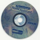 Physician's Home Assistant Software CD