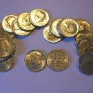 1965 Gem BU Silver Kennedy Half Dollars