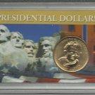 UNC. 2008 Andrew Jackson Presidential Dollar Set