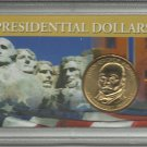 UNC. 2008 John Quincy Adams Presidential Dollar Set