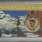 UNC. 2008 Martin Van Buren Presidential Dollar Set
