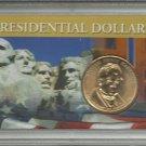 UNC. 2009 Willian  Henry Harrison Presidential Dollar Set