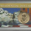 UNC. 2010 James Buchanan Presidential Dollar Set