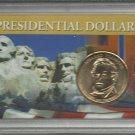 UNC. 2010 Millard Fillmore Presidential Dollar Set