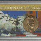 2007 Gem BU John Adams  Presidential Dollar Set