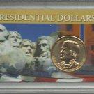 2011 Gem BU Andrew Johnson ln a Presidential Dollar Set