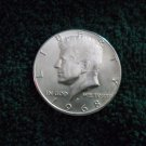 1968-D #6 AU-58 Silver Kennedy Half Dollar