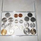 2001-P/D 20 Coin Set