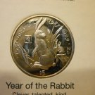 2000 The Year of The Rabbit Coin