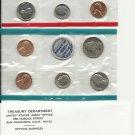 1968-P/D Unc. Silver Mint Set w/Envelope