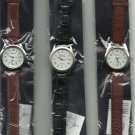 New Elger Watches with Leather Straps