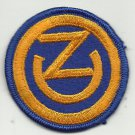 US Army 102nd Regional Readiness Command / ARCOM Class A Patch
