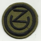 US Army 102nd Regional Readiness Command / ARCOM  Subdued Patch