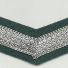 British Military Ranking Chevrons Patches