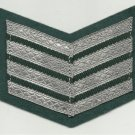 British Military Ranking 4-Chevrons Patches