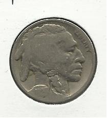 1929 #9 Buffalo Nickel.