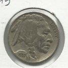 1937 #5  Buffalo Nickel
