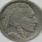 1913 T-1 #1 Buffalo Nickel with FULL HORN