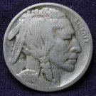 1918 #10 Buffalo Nickel.