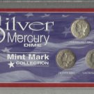Silver Mercury Dime SPECIAL EDITION Collection