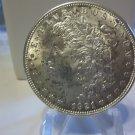 1921 #2 BU Unc. 90% Silver Morgan Dollar.