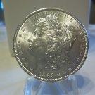 1889 #1 BU Unc. 90% Silver Morgan Dollar VAM7.