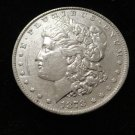 1878 #5  90% Silver Morgan Dollar