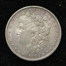 1882 O/S #1 MORGAN SILVER DOLLAR.