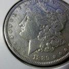 1889 #3  90% Silver Morgan Dollar VAM7.