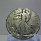 1945  #2  90% Silver Walking Liberty Half Dollar