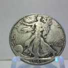 1940 #2 90% Silver Walking Liberty Half Dollar.