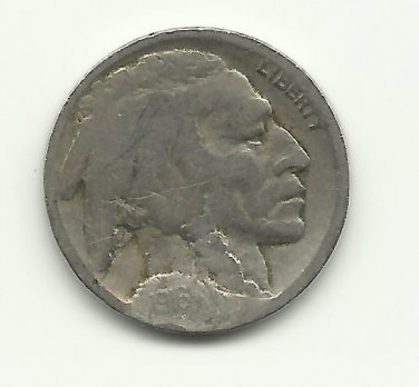1916-D  #7 Buffalo Nickel