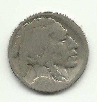 1919-D  #4  Buffalo Nickel
