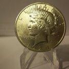 1925 #1 Peace 90%  Silver Dollar.