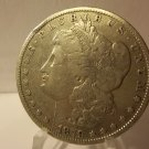 1879-O #2  90% Silver Morgan Dollar