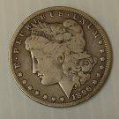 1896-O #1   90% Silver Morgan Dollar