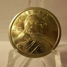 2000-D Mint Mark Unc. Sacagawea Dollars