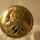 2010-P Mint Mark Unc. Sacagawea Dollars