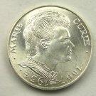 1984 BU Unc. 100 Francs 90% Silver